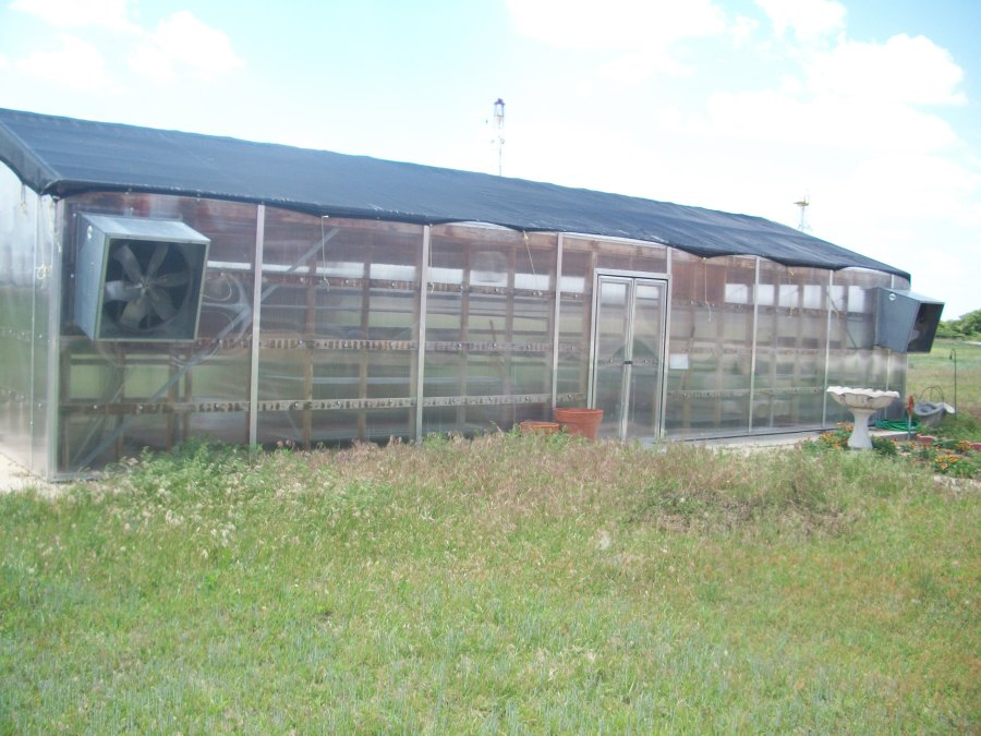 Greenhouse Sidwall
